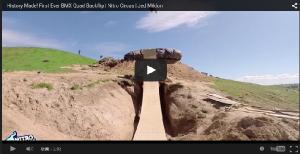 BMX QUAD FLIP