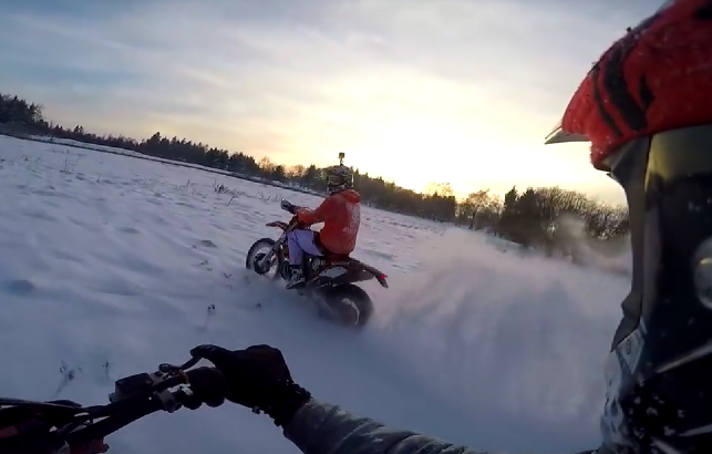 SNOW ENDURO
