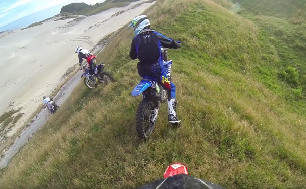 NEW ZEALAND BEST DIRT BIKE