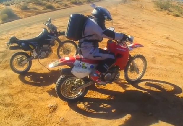 XR650R REVIEW
