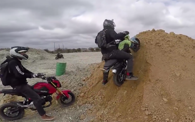 off road grom