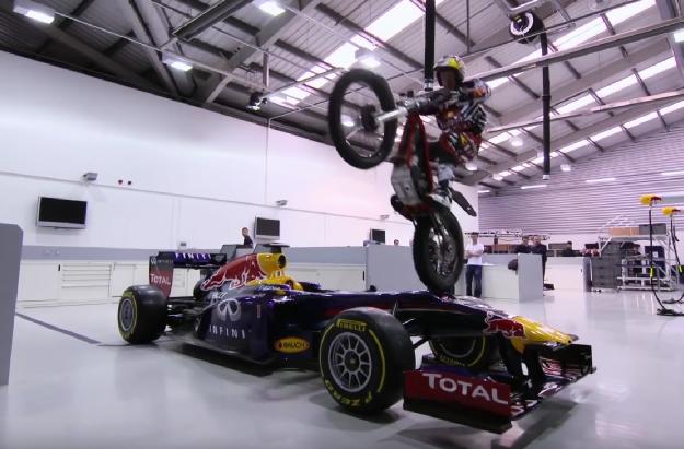 F1 FACTORY TRIALS