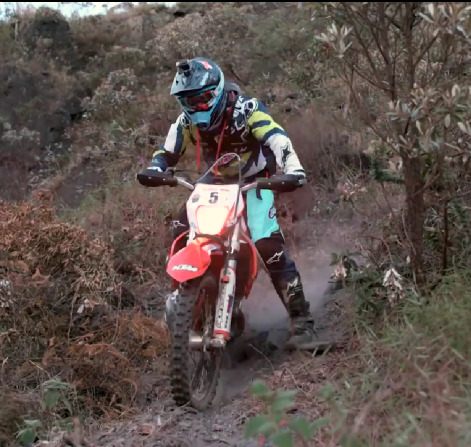 MINAS HARD ENDURO