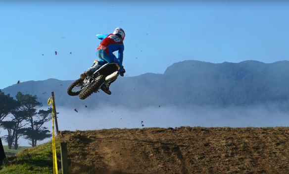 NEW ZEALAND MOTOCROSS LAKE