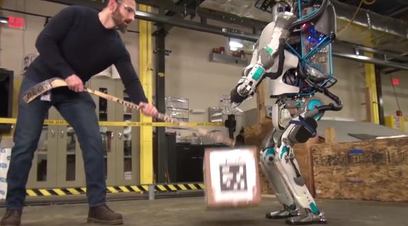 ROBOT SWEARING