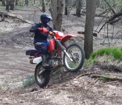 XR650L TECHNICAL ENDURO