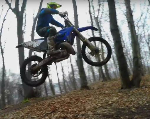 rad enduro riding